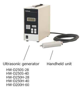 Ultrasonic Handheld Welder HW-D Series