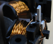 Copper Terminals and Magnet Wire