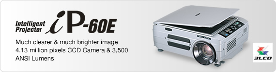 Intelligent Projector iP-60E