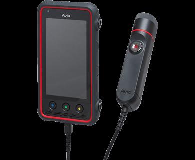 画像:赤外線サーモグラフィカメラ InfReC F50シリーズ (Thermo FLEX)